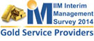 Leading Interim Service Providers Logo
